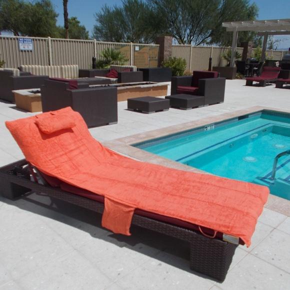 Lounge Chair Cover,beach Lounge Towel,beach Towel